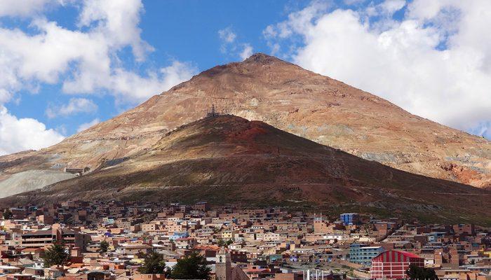 UYUNI - PULACAYO - POTOSÍ / CASA DE MONEDA