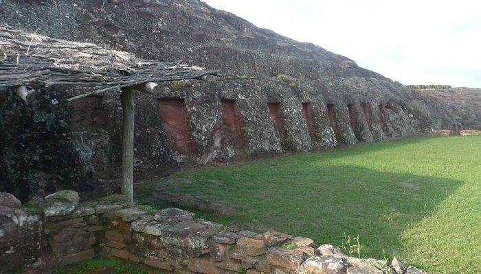 SANTA CRUZ - EL FUERTE - CASCADAS DE CUEVAS – SAMAIPATA