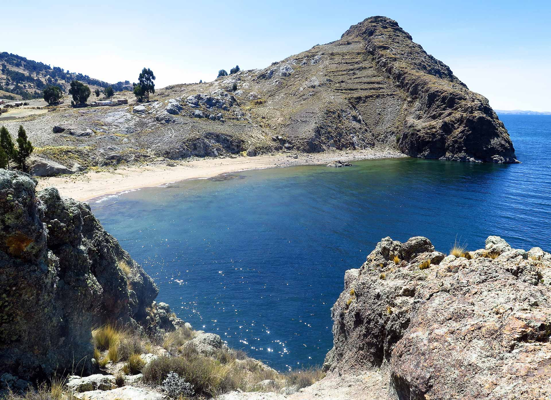 Inolvidable estancia a orillas del lago Titicaca