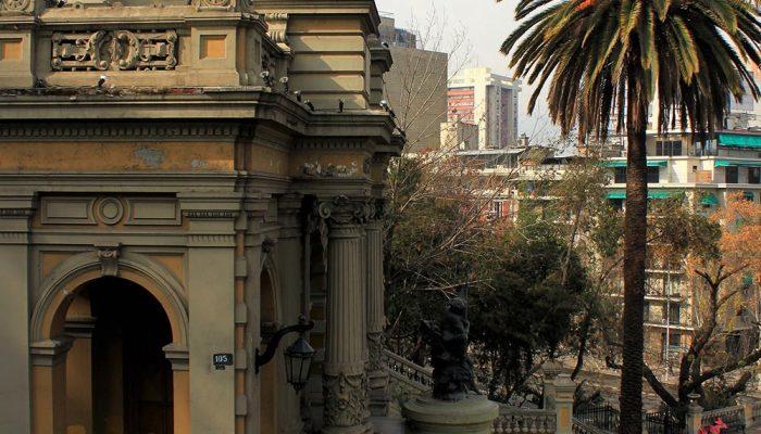 SANTIAGO DE CHILE / DESCUBRIMIENTO