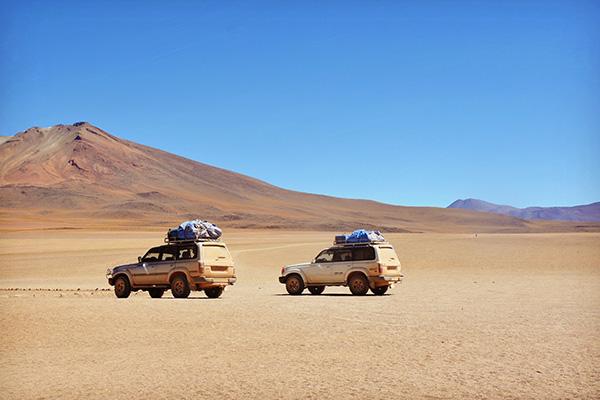 Voyage Descubrimientos y aventuras en Bolivie