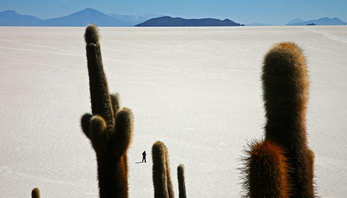 SAN PEDRO DE QUEMEZ – UYUNI SALT FLATS - TAHUA (3660M/12007FT)