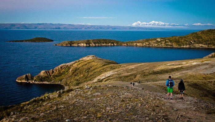 COPACABANA – WALK ON THE ISLAND OF THE SUN - YUMANI