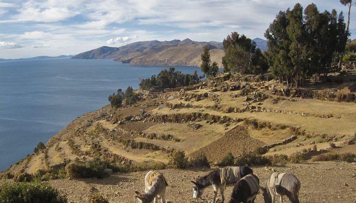 YUMANI – ISLAND OF THE MOON - COPACABANA - LA PAZ
