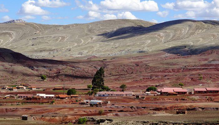 SUCRE –INCA'S TRAIL - MARAGUA - SUCRE (2790 M A.S.L. – 9153FT)