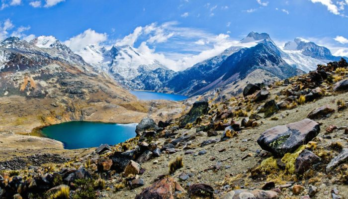 Secret Trekking in the Royal Cordillera