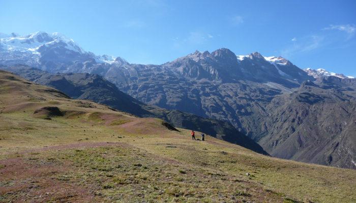 SORATA – LAGUNA CHILATA (4.200 meters / 13 779 feet a.s.l)
