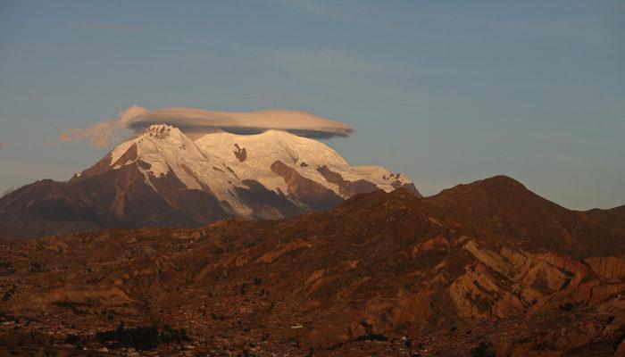 LA PAZ (3600 meters/11,800 feet asl)