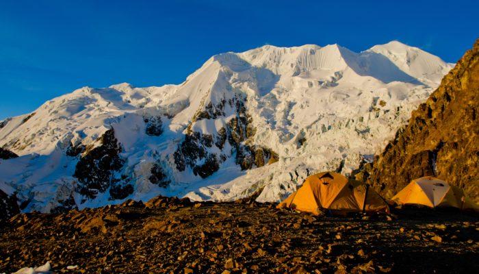 PUENTE ROTO – NIDO DEL CONDOR (5470 m a.s.l / 17 946 FT)