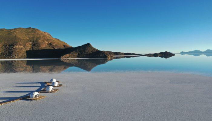 SAN PEDRO DE QUEMEZ - UYUNI SALT FLAT- KACHI LODGE (3660M/12007FT)