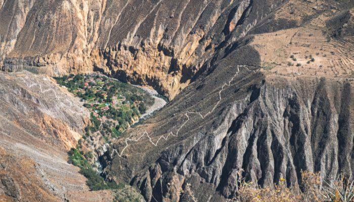 CHIVAY – CONDOR CROSS  - PUNO (3.800 meters / 12470 feet asl.)