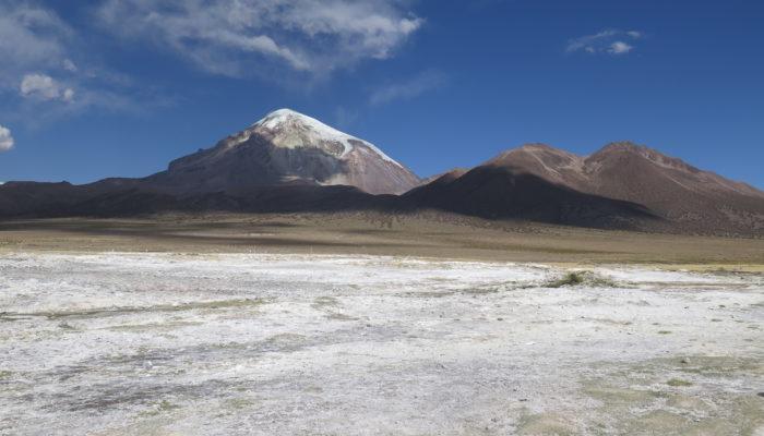 LA PAZ / CURAHUARA DE CARANGAS / SAJAMA (4.250 asl / 13 943 feet asl.)
