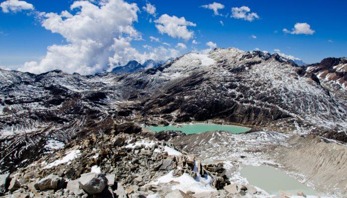 LA PAZ - CASA BLANCA – ROCK CAMP  - « ANSELME BAUD » REFUGE (5.270 meters / 17 290 feet asl.)