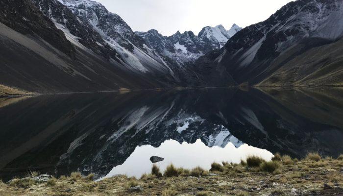 LAGUNA AJWANI (4615 meters / 15 141 feet a.s.l) - LAGUNA JURIKHOTA (4700 meters / 15 419 feet a.s.l)