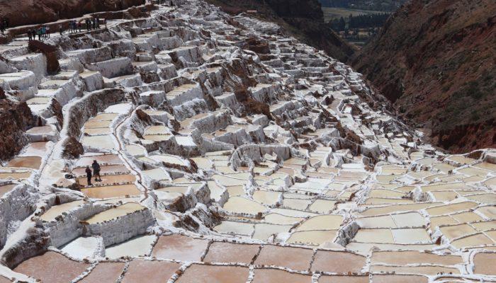 CUSCO – CHINCHERO – MORAY – MARAS – SACRED VALLEY (2.800 m/ 9185 ft)