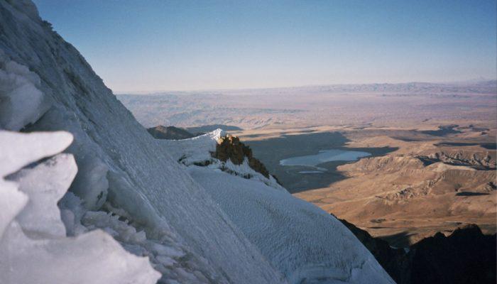 Huayna Potosi Ascent