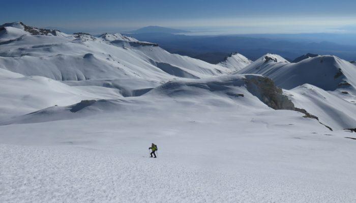 Alto Toroni Ascent