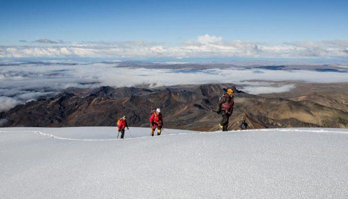 Ullakaya & Condorini Ascent
