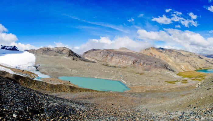 LAGUNA CHUCHUJA – LAGUNA KAÑUHUMA (4720 m.a.s.l./1585 feet)